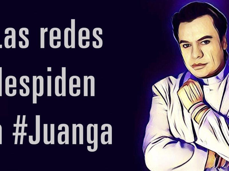 Las redes sociales le dicen adiós a Juan Gabriel